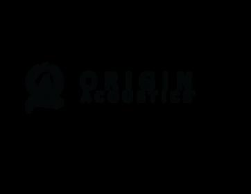 OriginAcoustics_Logo_Landscape_BlackBlac