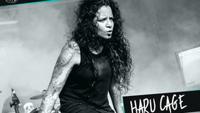 HARU CAGE - CORJA! (CE)