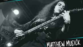 MATTHEW MUSICK | VISCERAL LEISHMANIASIS (RJ)