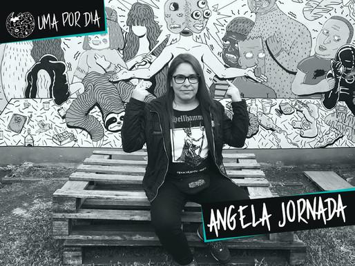 ANGELA JORNADA - BANDA CROTCHROT   COLETIVO BARULHO SEM NOME (PR)