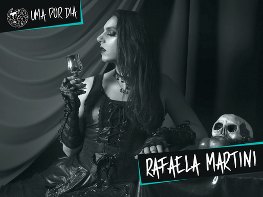 RAFAELA MARTINI | EVENDUSK (SP)
