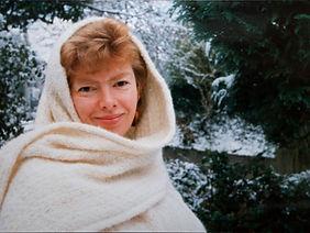 Publicity photograph of Jacqueline Mulhallen taken by William Alderson