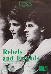 Rebels and Friends by Jacqueline Mulhallen