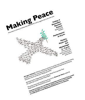 Making Peace event in Wisbech 2014
