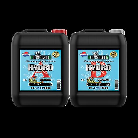 Hydro A&B