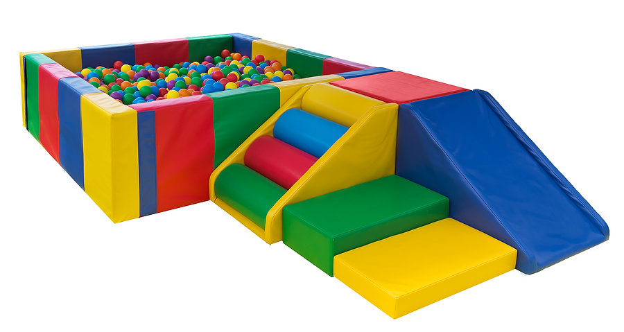 Ball Pit and Climber