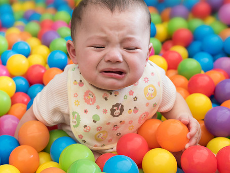 Party Meltdowns? Here is what to do when your child is having one!