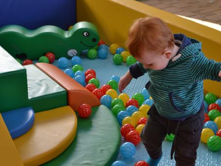 5 Reasons to love a Tiny Tots Zone