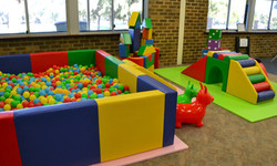 Square Ball Pit