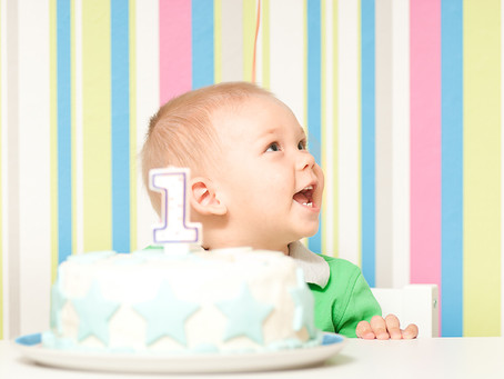 Your baby's first birthday is an important milestone worthy of celebration!