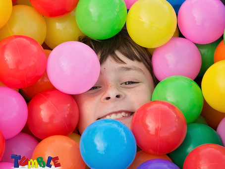 Ball pits aren't just child's play