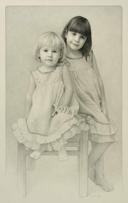 Julianna and Charlotte