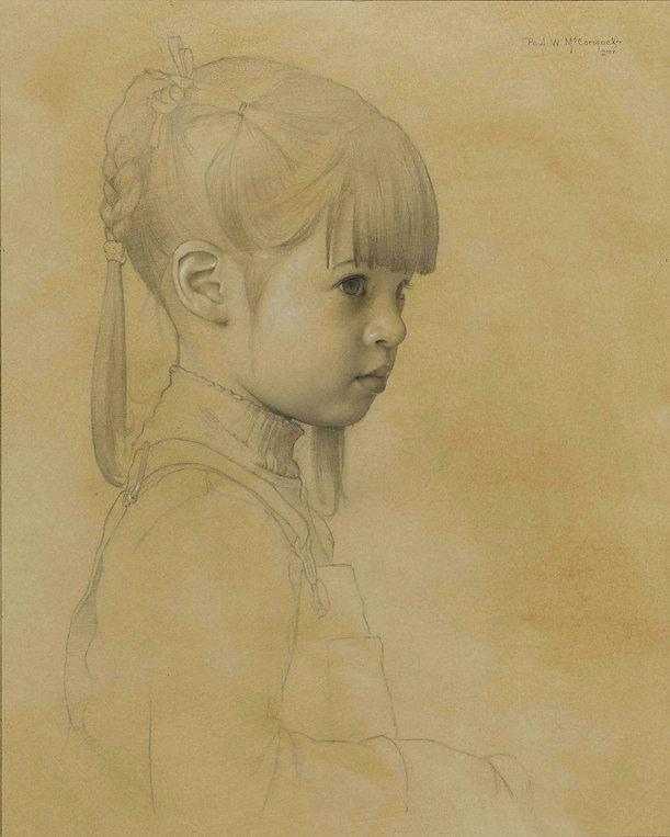 Abigail Rose by Paul McCormack