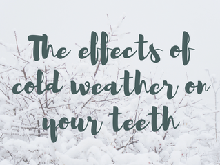 Protect your teeth from the cold!