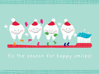 Merry Christmas from Dentudio Dentists!
