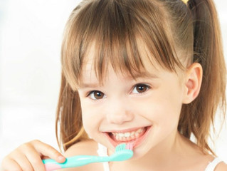 Healthy Dental Habits For Your Child!