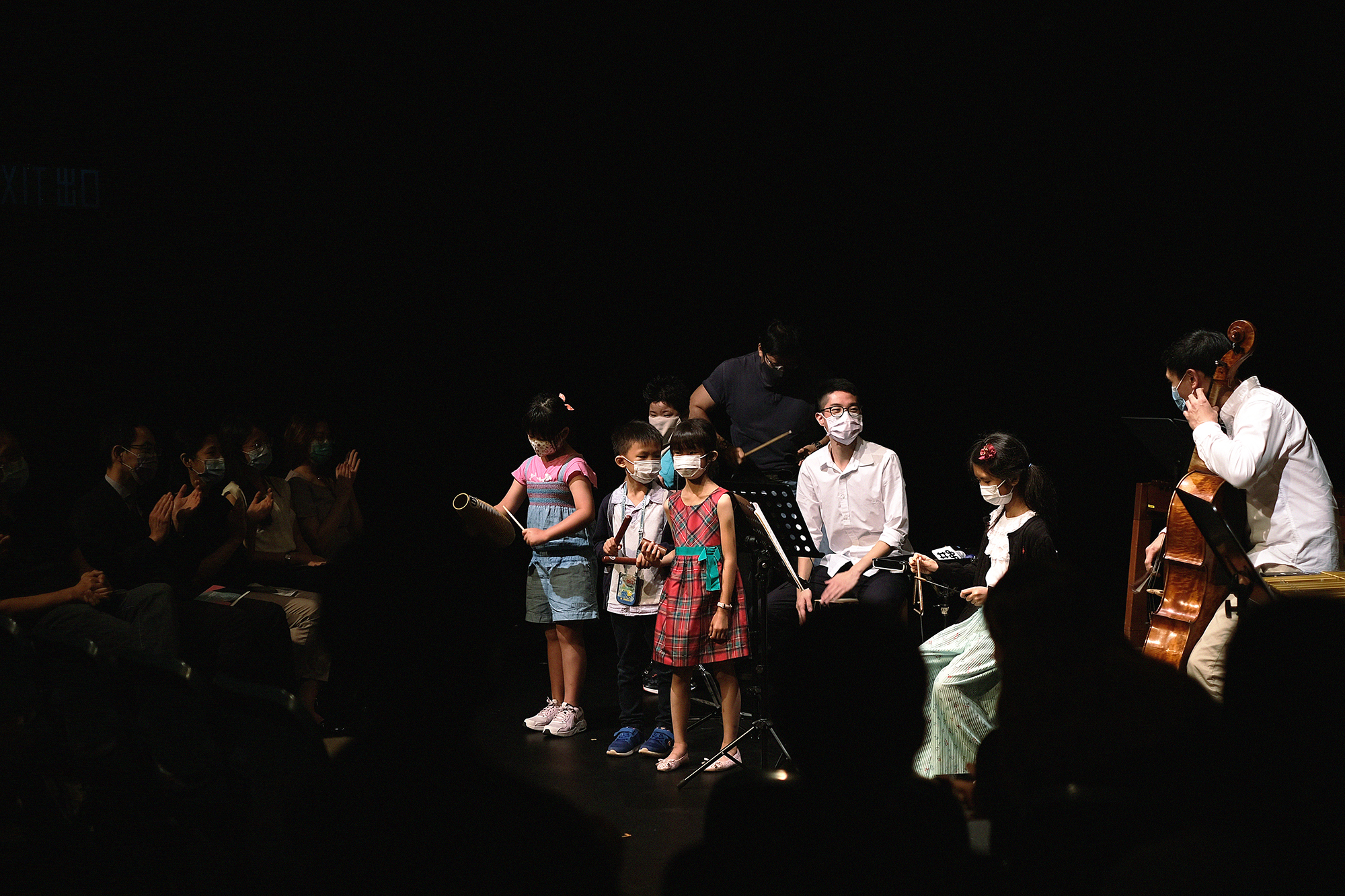 TICA Lecture Performance