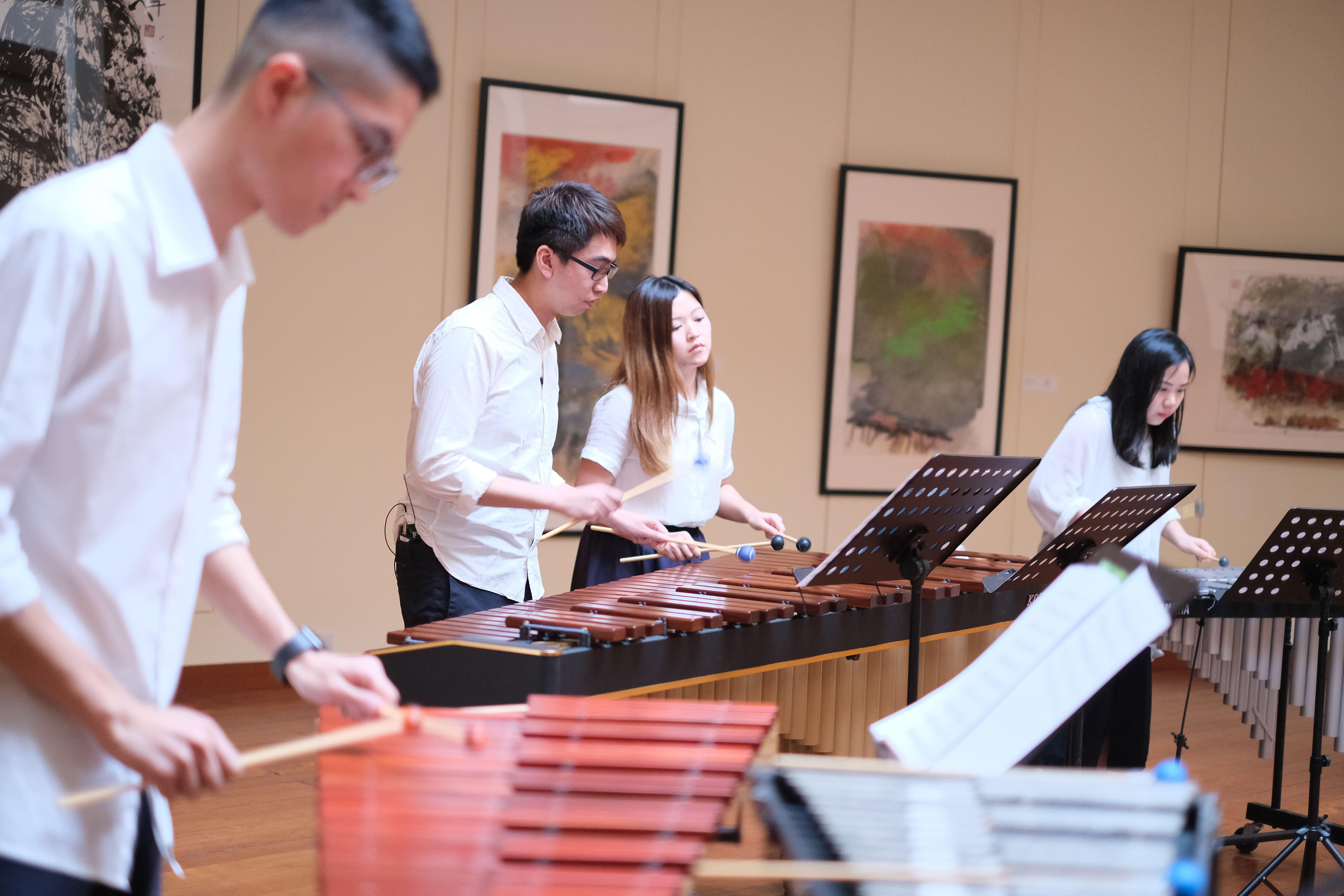 HKU online concert