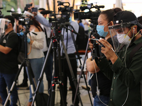Un periodismo joven frente al laberinto electoral de Nicaragua