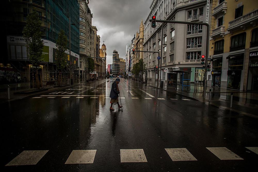 Cientos de ciudades en el mundo esperan la apertura de sus comercios para retomar la vida de la ciudadanía - Fotografía cortesía