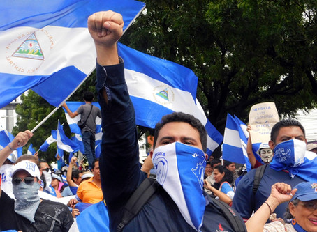 Nicaragua: el escenario cumplido