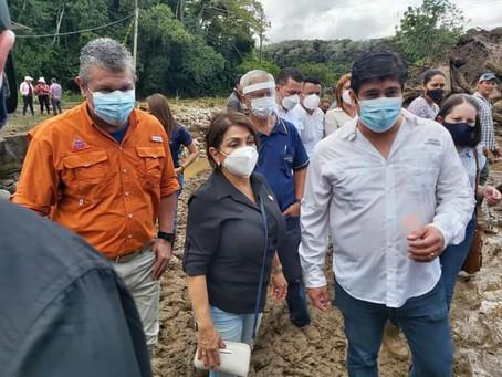 Costa Rica empieza a reconstruirse tras el paso de ETA por Centroamérica