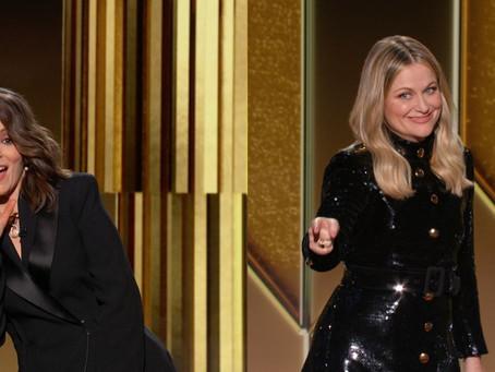 Los Globos de Oro: la gran reunión de Zoom de Hollywood