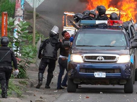 Centroamérica (de nuevo) frente al abismo