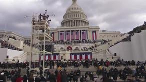 La ceremonia de investidura de Joe Biden y Kamala Harris
