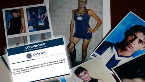 Declaran culpable al Estado de Honduras del asesinato de Vicky Hernández