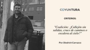 Coalición: ¿Callejón sin salidas, cruce de caminos o escalera al cielo?