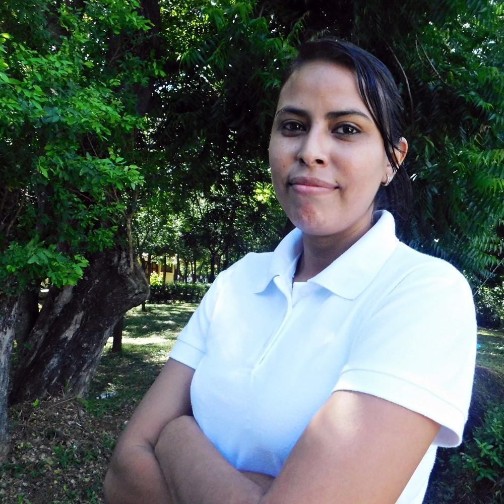 Alba González de Granada / 23 años