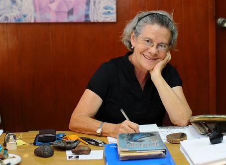 """María López Vigil: """"Mi machete es la palabra"""""""