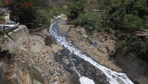 Nejapa y Chinautla en estrés hídrico