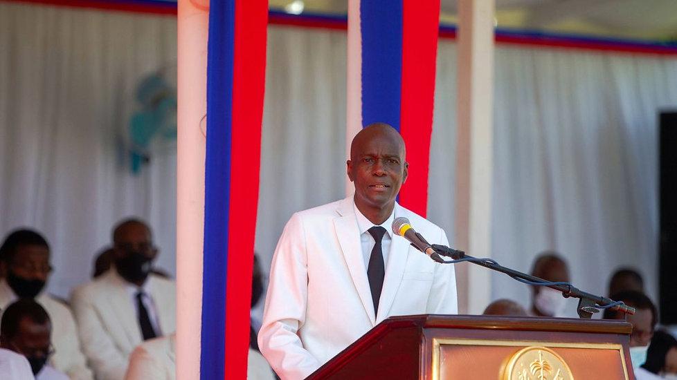 Asesinan al Presidente de Haití, Jovenel Moise