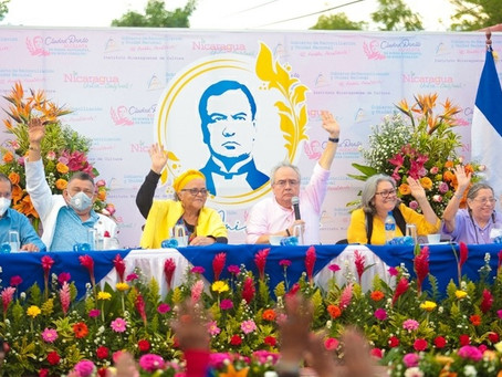 "Asamblea Nacional de Nicaragua ratifica la cadena perpetua para quienes cometan ""crímenes de odio"""