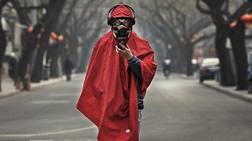 La pandemia del coronavirus ha dejado más de 346,000 personas fallecidas en el mundo - Fotografía de Getty Images por Kevin Frayer