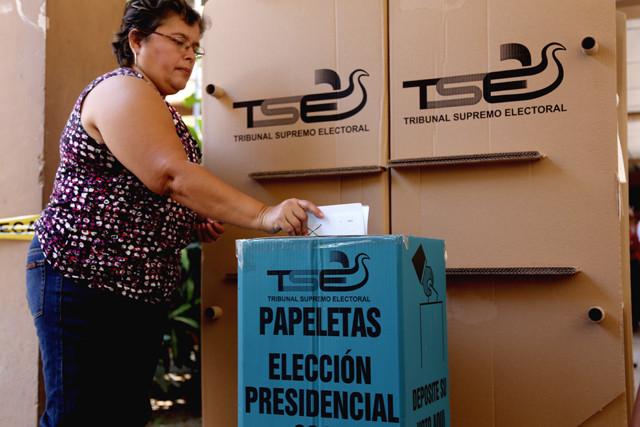 Telescopio electoral en El Salvador