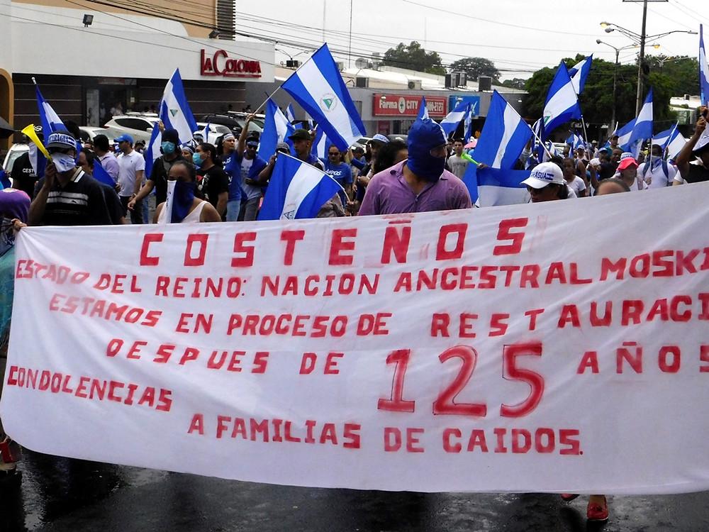 Apoyo a las familias de los asesinados - Fotografía de Jairo Videa