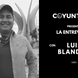 """Luis Blandón: """"Es importante participar en un proceso electoral como salida a la crisis"""""""