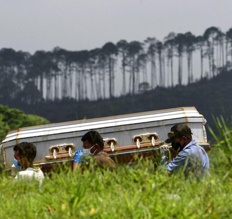 La Honduras impune con hospitales colapsados