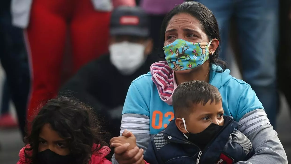 Ya se reportan más de 5,5 millones de personas contagiadas de coronavirus en el mundo Fotografía de Reuters por Luisa González