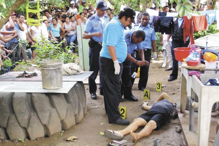 Femicidios en Nicaragua (La Prensa)