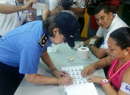 Policía Nacional es parte de las anomalías electorales