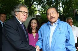 Luis Almagro condena «tratos crueles» a excarcelado y demanda liberar a los «presos políticos»