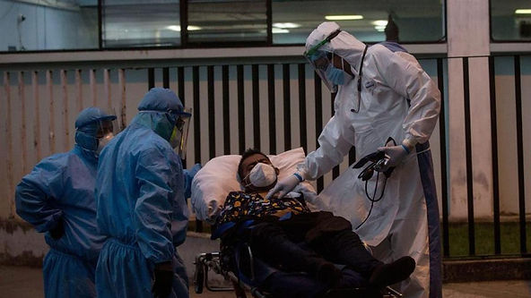 La pandemia de coronavirus supera la barrera de los 95 millones de contagios