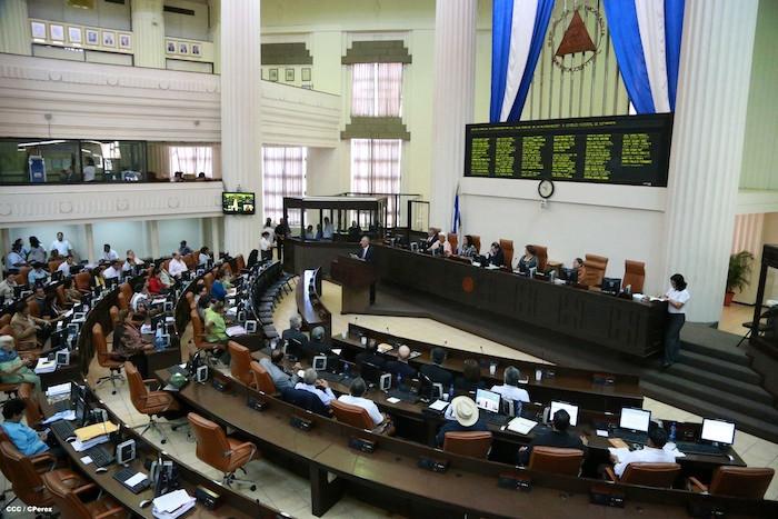 Asamblea Nacional de Nicaragua (La Prensa)