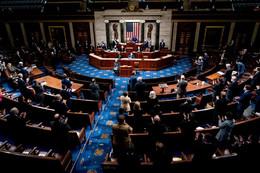 """La Cámara de Representantes aprueba el segundo """"impeachment"""" a Trump"""