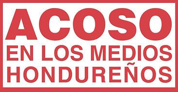 Acoso en los medios hondureños