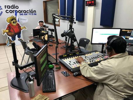 Lluvia de citatorios y acusaciones para periodistas en Nicaragua